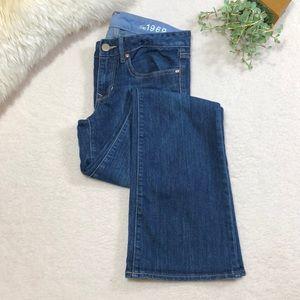 GAP 1969 Curvy Boot Cut Jeans